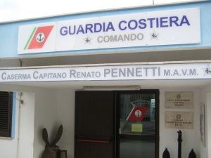 Comando della Guardia Costiera di Terrasini