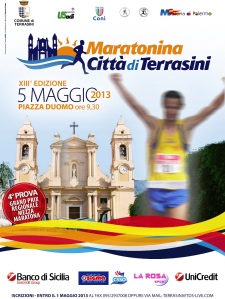 Terrasini 2013 maratonina