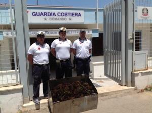 Guardia Costiera Terrasini_ricci di mare_1