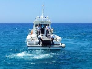 Guardia Costiera Terrasini_ricci di mare_2