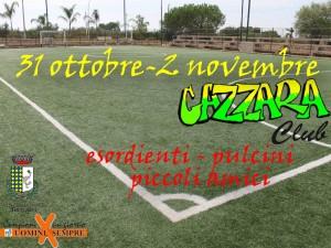 locandina Gazzara club 2013