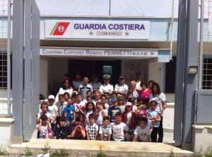 Guardia Costiera Terrasini_scuola Cassarà Partinico_T.V.Alberto BOELLIS