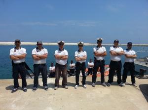 Guardia Costiera Terrasini_Militari_Comandante BOELLIS_porto Balestarte