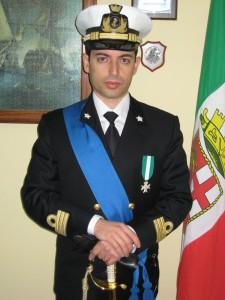 Tenente di Vascello Alberto BOELLIS_Guardia Costiera di Terrasini_