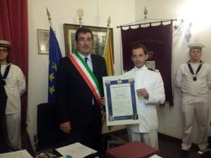 Cittadinanza Onoraria_T.V. BOELLIS
